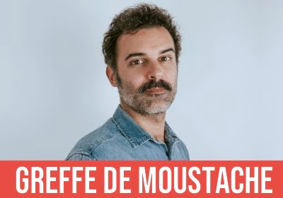 greffe de moustache