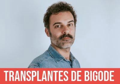 transplantes de bigode