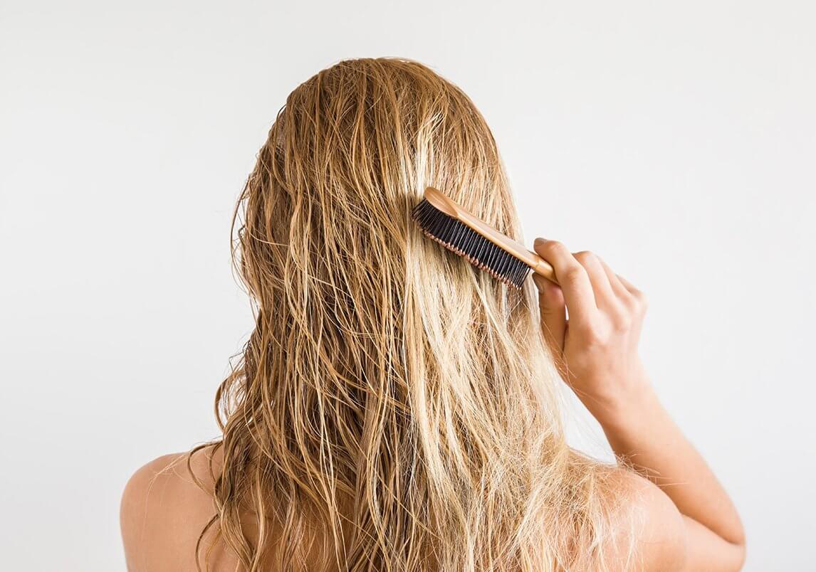 تساقط الشعر المرتبط بالتوتر