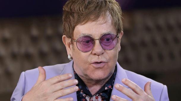 Elton Johns Haartransplantation - Zty Haartransplantation Türkei