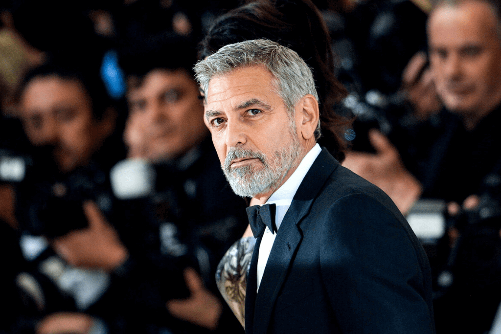 George Clooneys Haartransplantation - Zty Haartransplantation Türkei - Istanbul